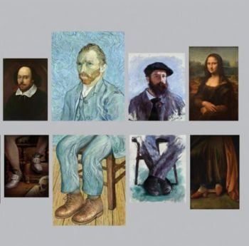 The most famous potrait paintings in history